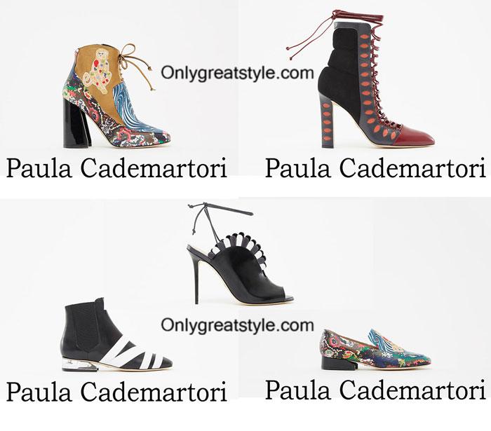 Paula Cademartori Shoes Fall Winter 2016 2017 For Women