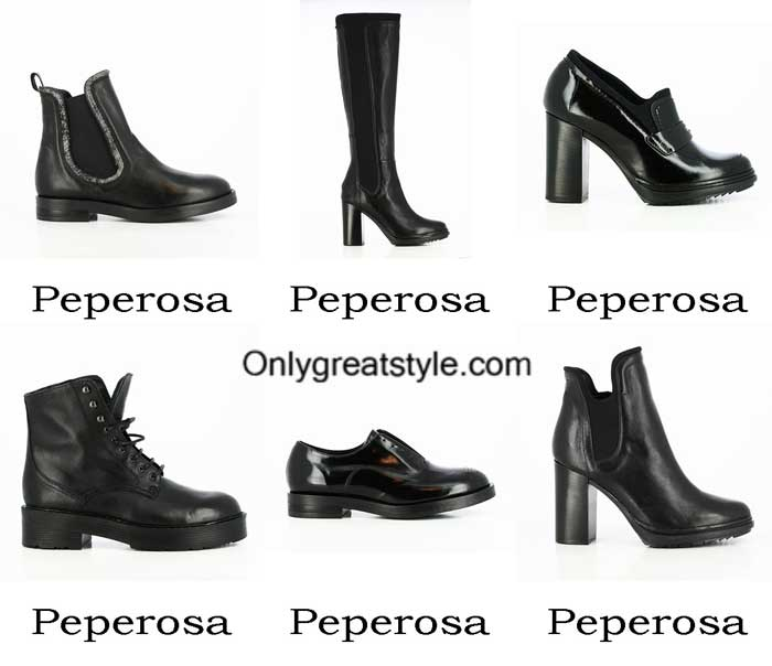 Peperosa Shoes Fall Winter 2016 2017 Boots For Women