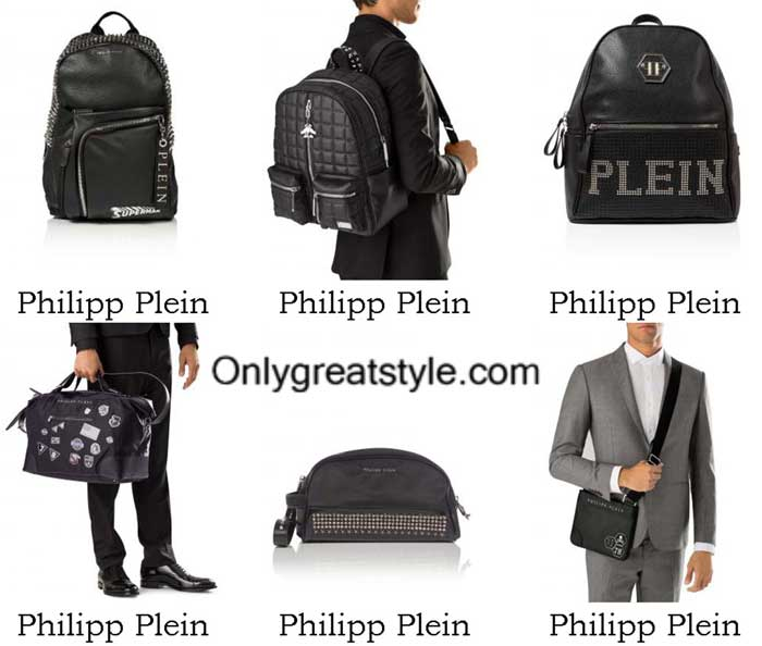 Philipp Plein Bags Fall Winter 2016 2017 For Men