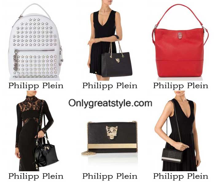 Philipp Plein Bags Fall Winter 2016 2017 For Women