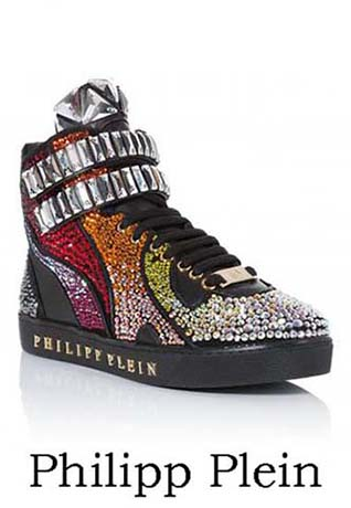 Philipp Plein Shoes Fall Winter 2016 2017 For Women 1