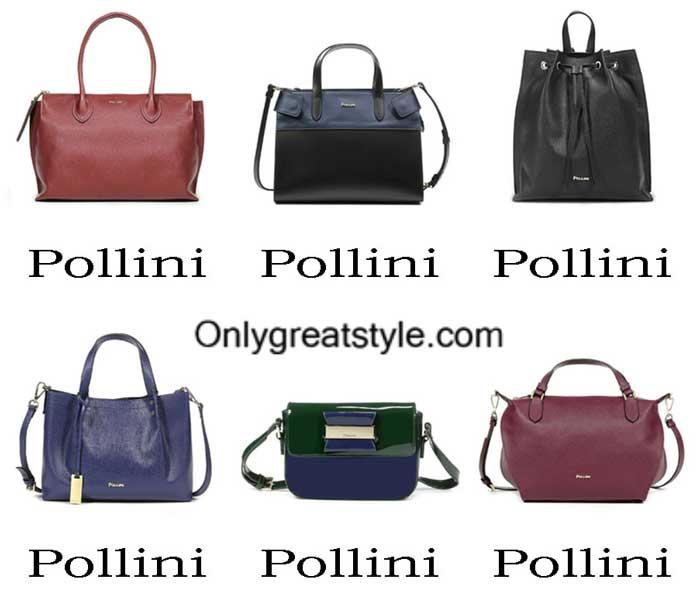 Pollini Bags Fall Winter 2016 2017 Handbags For Women