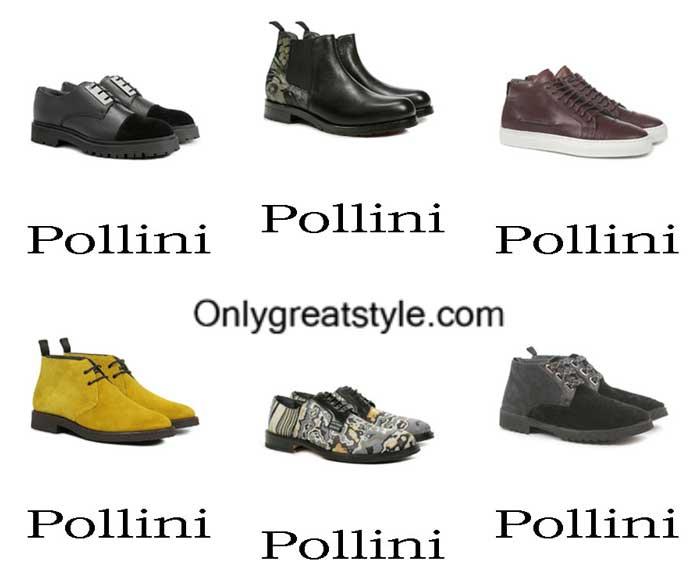 Pollini Shoes Fall Winter 2016 2017 Footwear For Men