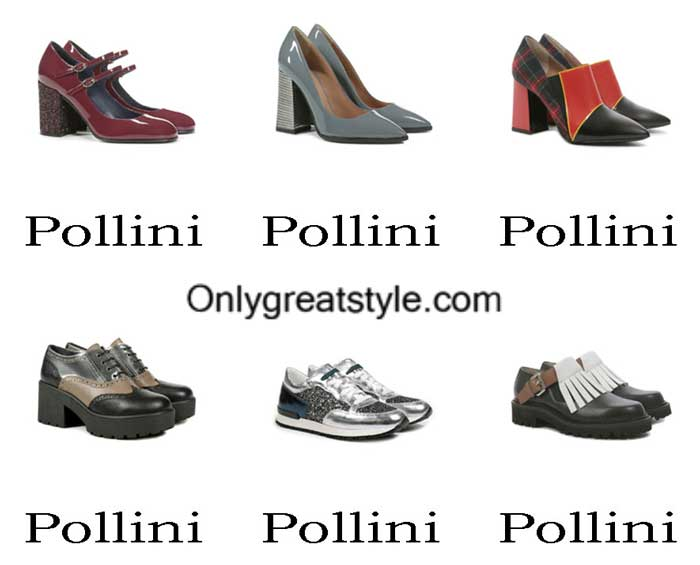 Pollini Shoes Fall Winter 2016 2017 Footwear For Women