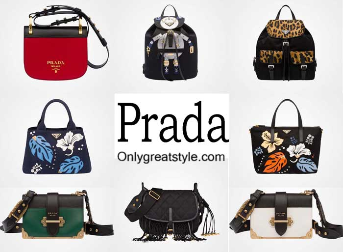 Prada Bags Fall Winter 2016 2017 Handbags For Women