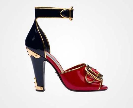 Prada Shoes Fall Winter 2016 2017 For Women Look 1
