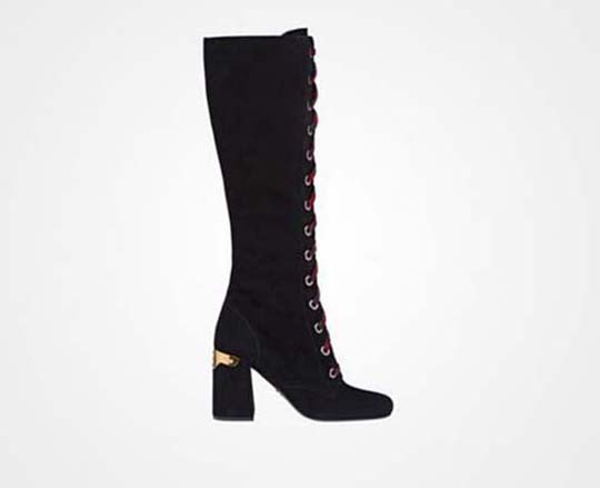 Prada Shoes Fall Winter 2016 2017 For Women Look 23