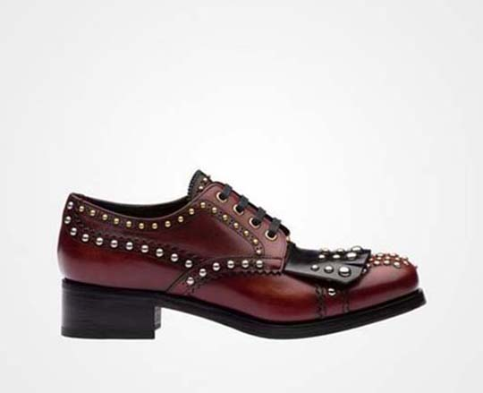 Prada Shoes Fall Winter 2016 2017 For Women Look 25
