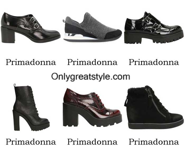 Primadonna Shoes Fall Winter 2016 2017 For Women