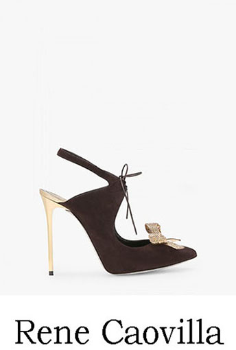 Rene Caovilla Shoes Fall Winter 2016 2017 For Women 1