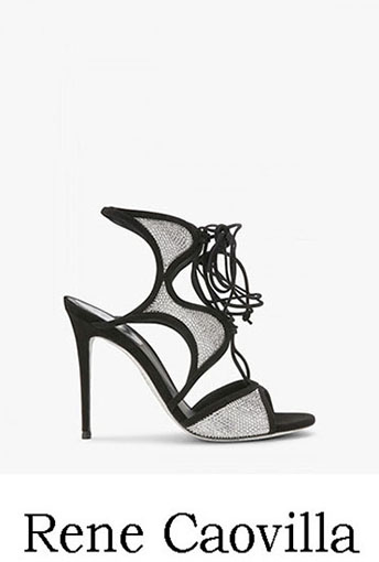 Rene Caovilla Shoes Fall Winter 2016 2017 For Women 50