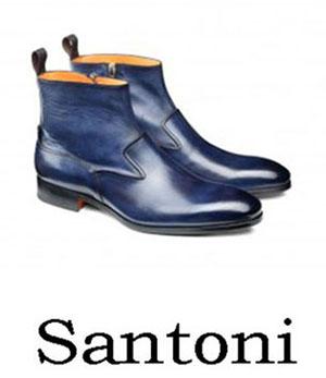 Santoni Shoes Fall Winter 2016 2017 Footwear For Men 1