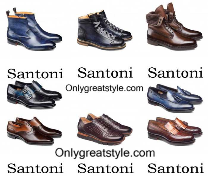 Santoni Shoes Fall Winter 2016 2017 Footwear For Men