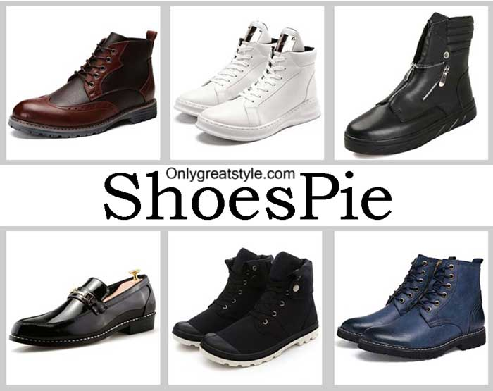 Shoespie Shoes Fall Winter 2016 2017 For Men