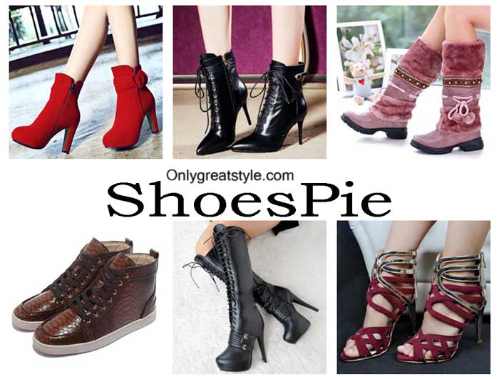 Shoespie Shoes Fall Winter 2016 2017 For Women