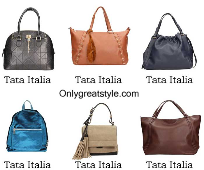 Tata Italia Bags Fall Winter 2016 2017 For Women
