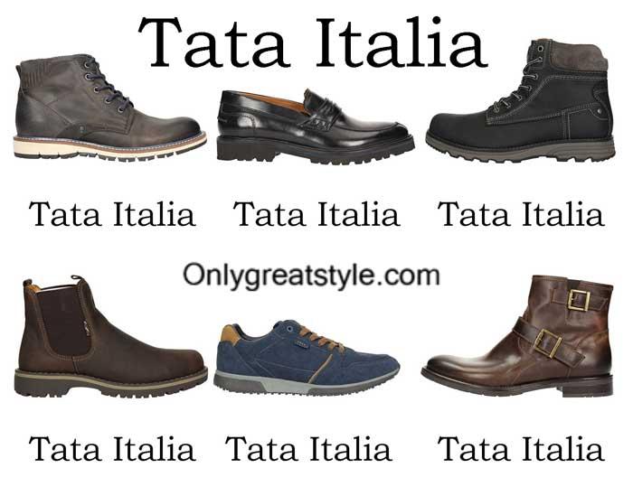 Tata Italia Shoes Fall Winter 2016 2017 For Men