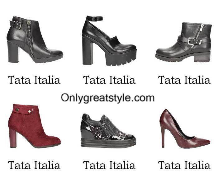 Tata Italia Shoes Fall Winter 2016 2017 For Women