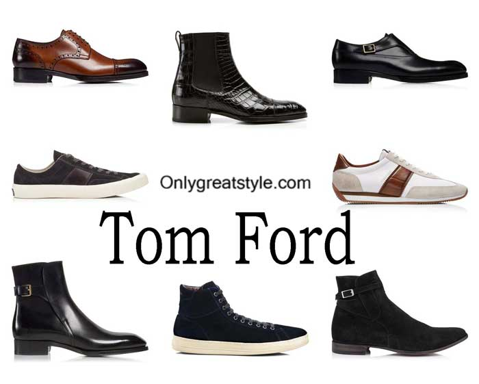 Tom Ford Shoes Fall Winter 2016 2017 For Men