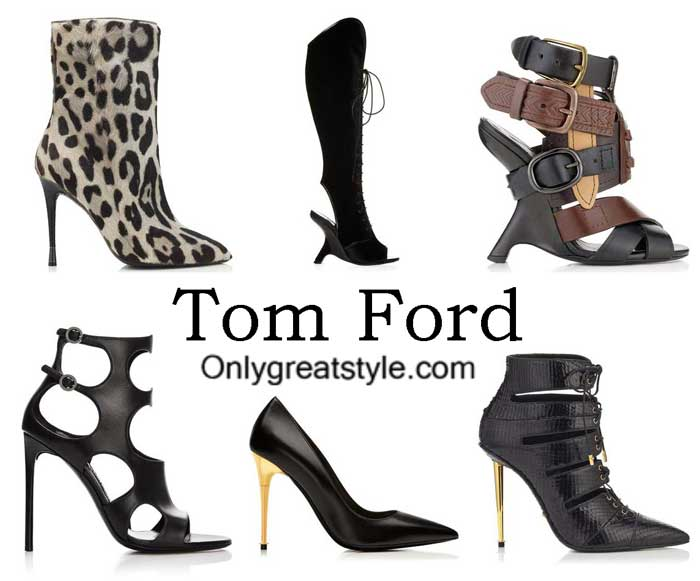 Tom Ford Shoes Fall Winter 2016 2017 For Women