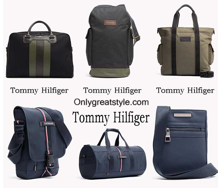 Tommy Hilfiger Bags Fall Winter 2016 2017 For Men