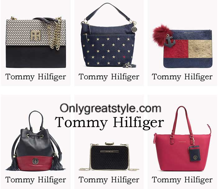 Tommy Hilfiger Bags Fall Winter 2016 2017 For Women