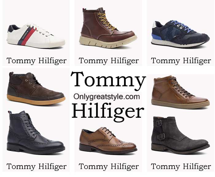 Tommy Hilfiger Shoes Fall Winter 2016 2017 For Men