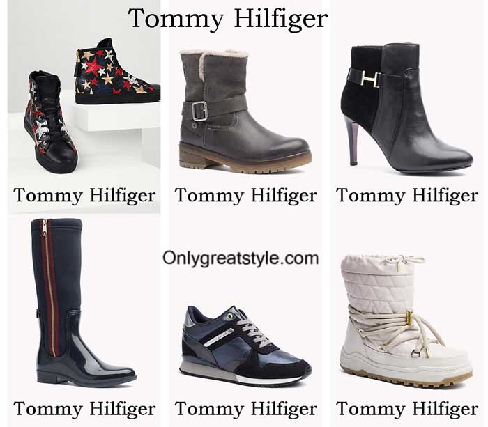 Tommy Hilfiger Shoes Fall Winter 2016 2017 For Women