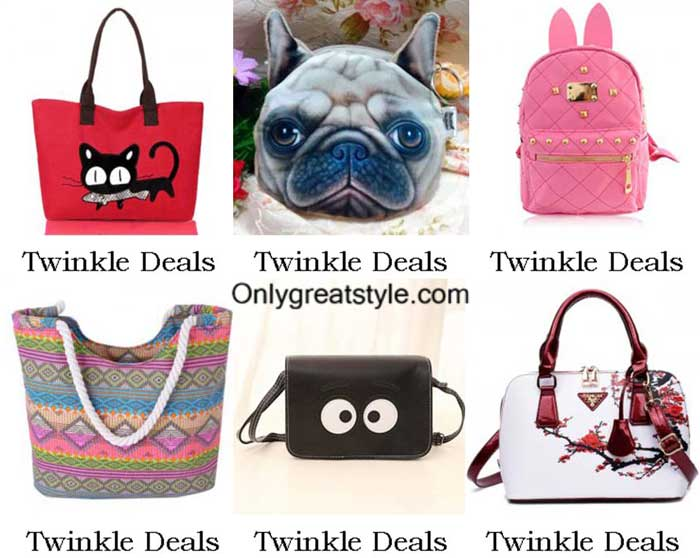 Twinkle Deals Bags Fall Winter 2016 2017 For Women
