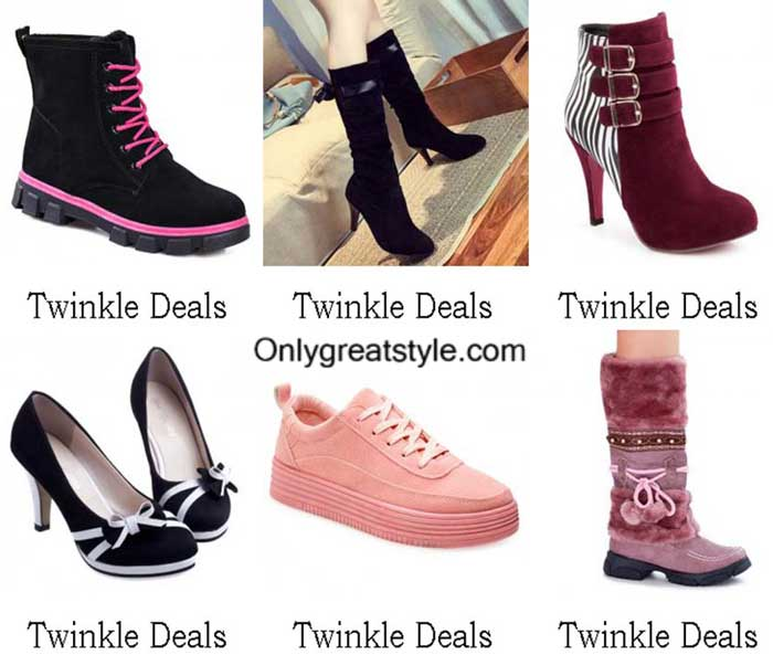 Twinkle Deals Shoes Fall Winter 2016 2017 For Women