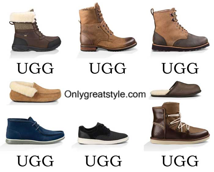 Ugg Shoes Fall Winter 2016 2017 Footwear For Men