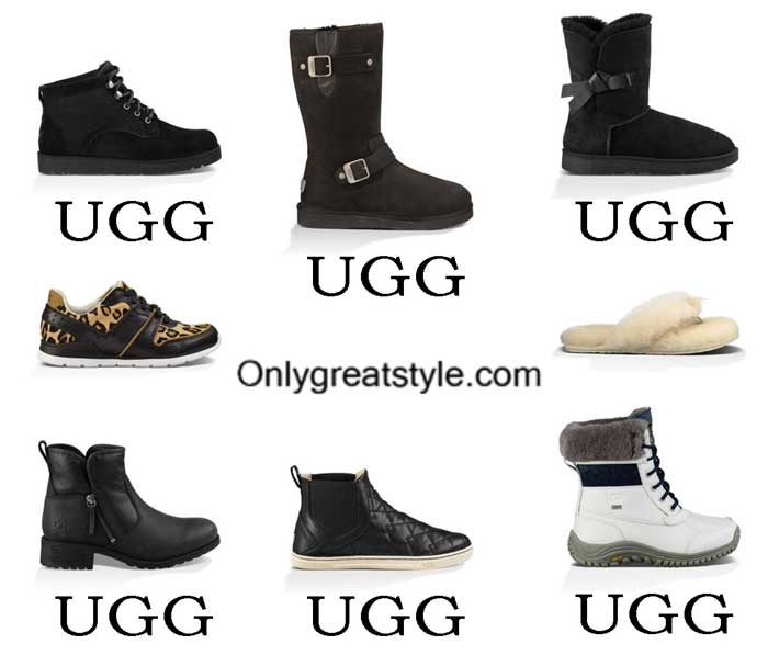 Ugg Shoes Fall Winter 2016 2017 Footwear For Women