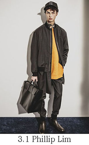 3.1 Phillip Lim Fall Winter 2016 2017 Clothing For Men 12