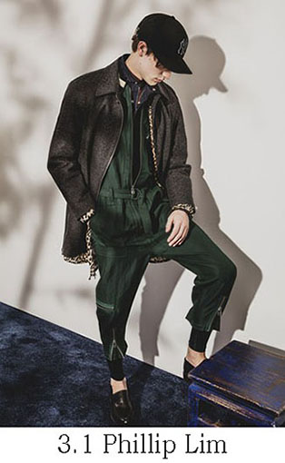 3.1 Phillip Lim Fall Winter 2016 2017 Clothing For Men 24