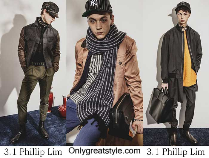 3.1 Phillip Lim Fall Winter 2016 2017 Clothing For Men
