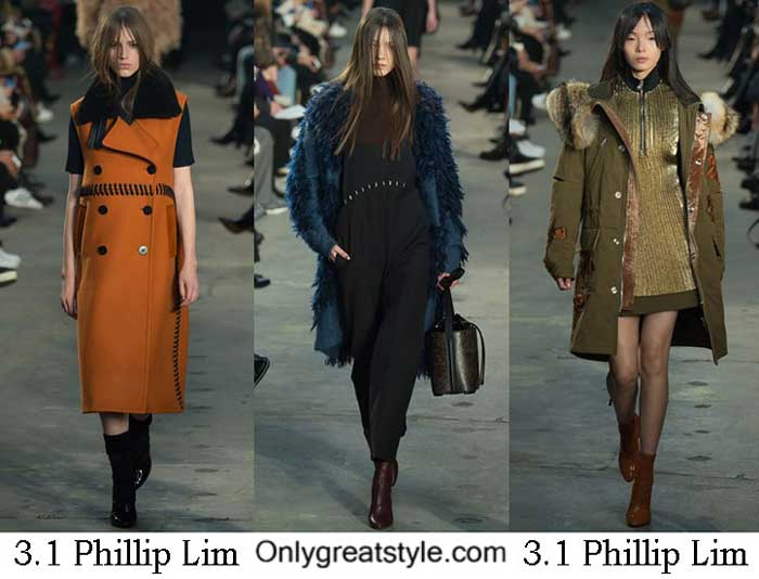 3.1 Phillip Lim Fall Winter 2016 2017 Lifestyle For Women