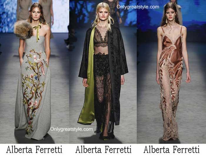 Alberta Ferretti Fall Winter 2016 2017 Style For Women