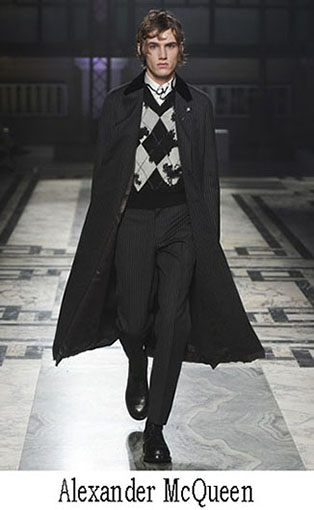 Alexander McQueen Fall Winter 2016 2017 Style Men 11