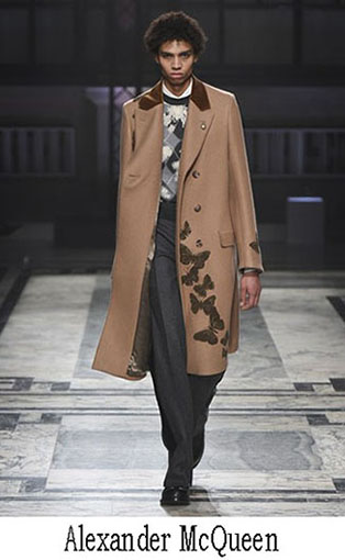 Alexander McQueen Fall Winter 2016 2017 Style Men 12