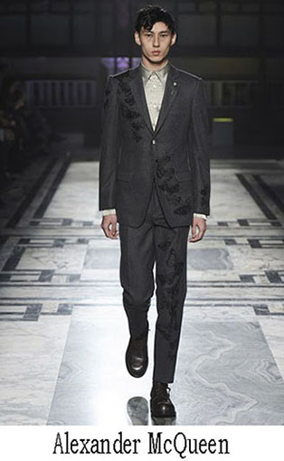 Alexander McQueen Fall Winter 2016 2017 Style Men 14