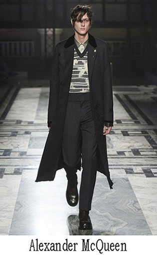 Alexander McQueen Fall Winter 2016 2017 Style Men 15