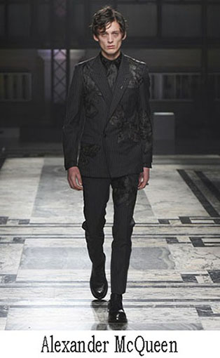 Alexander McQueen Fall Winter 2016 2017 Style Men 16