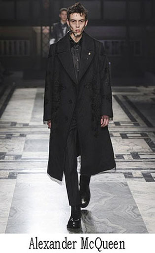 Alexander McQueen Fall Winter 2016 2017 Style Men 17