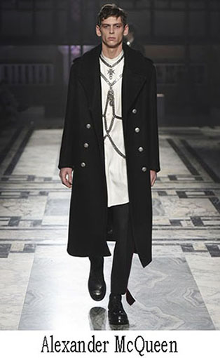 Alexander McQueen Fall Winter 2016 2017 Style Men 22