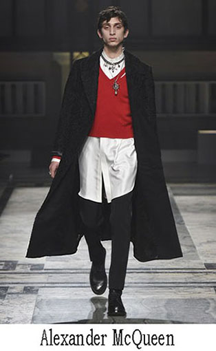 Alexander McQueen Fall Winter 2016 2017 Style Men 23