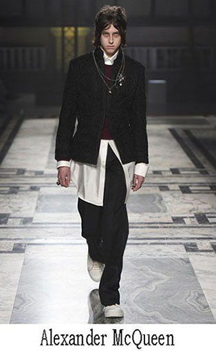 Alexander McQueen Fall Winter 2016 2017 Style Men 24