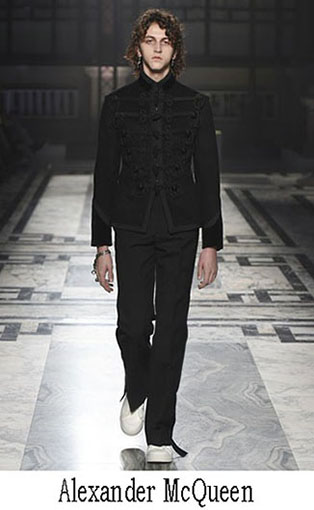Alexander McQueen Fall Winter 2016 2017 Style Men 25
