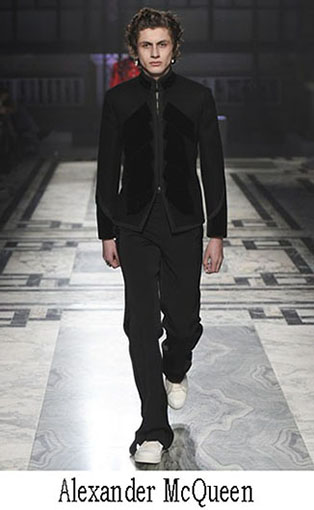 Alexander McQueen Fall Winter 2016 2017 Style Men 26
