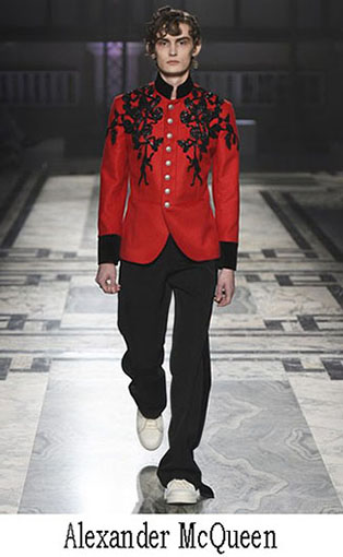 Alexander McQueen Fall Winter 2016 2017 Style Men 27