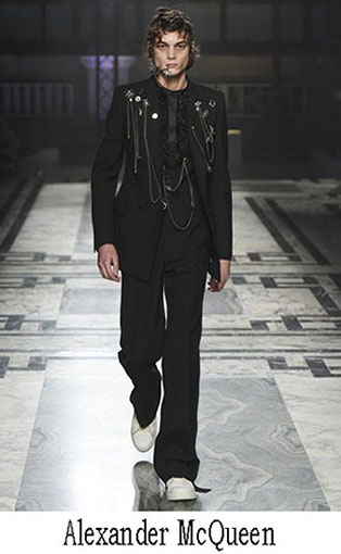 Alexander McQueen Fall Winter 2016 2017 Style Men 29